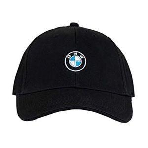 BMW Performance Cap Roundel Emblem Strapback NWT